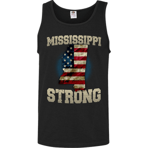 Mississippi Strong Limited Edition Print T-Shirt & Apparel - Love Family & Home