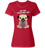Pug Christmas - Love Family & Home  - 3