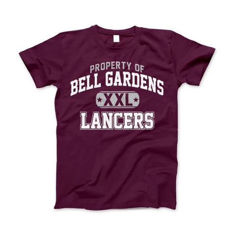 Property of Bell Gardens Lancers Apparel - Love Family & Home  - 1