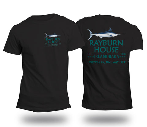 Image of Rayburn House EST 1968 T-Shirt Islamorada Florida Bloodline - Love Family & Home