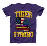 Tiger Strong Limited Edition Print T-Shirt & Apparel
