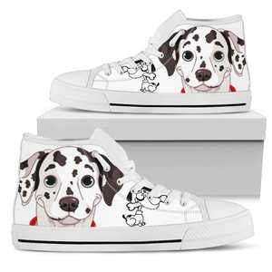 Dog Hightop White W - Love Family & Home