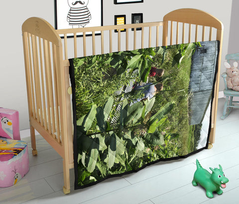 Image of Custom Design Tom Quilt - Love Family & Home