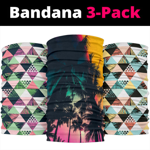 Image of Summer Nights - Bandana 3 Pack - Love Family & Home