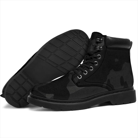 Image of Urban Camouflage All Season Boots - Camo Boots