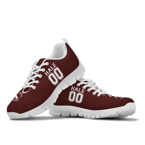 Hale 00 Running Shoes Beacon Hills Lacrosse Custom Shoes