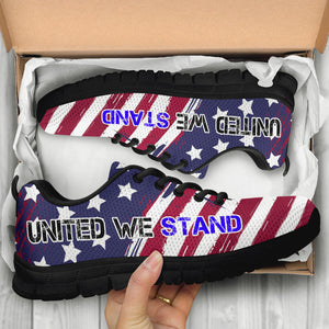 United We Stand Running Shoes