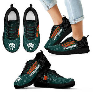 Veterinarian Sneakers - Love Family & Home