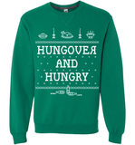 Hungover And Hungry (Crewnecks) - Love Family & Home  - 7