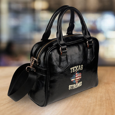 Image of Texas Strong Leather Handbag - Love Family & Home