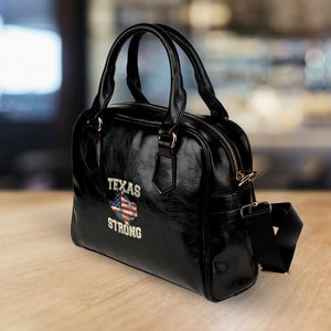Texas Strong Leather Handbag - Love Family & Home