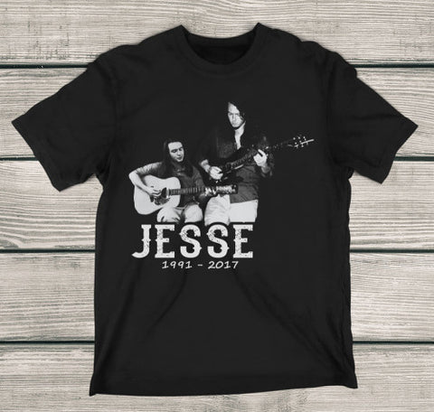 Image of Jessie Tribute T-Shirt - Love Family & Home