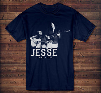 Jessie Tribute T-Shirt - Love Family & Home