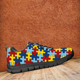 Autism Awareness Sneakers Running Shoes For Kids