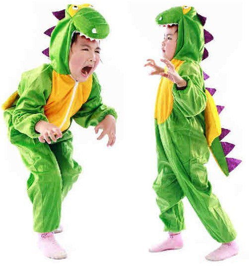Party Cartoon Character Costume Animal Dinosaur Costumes For Kid Children Halloween