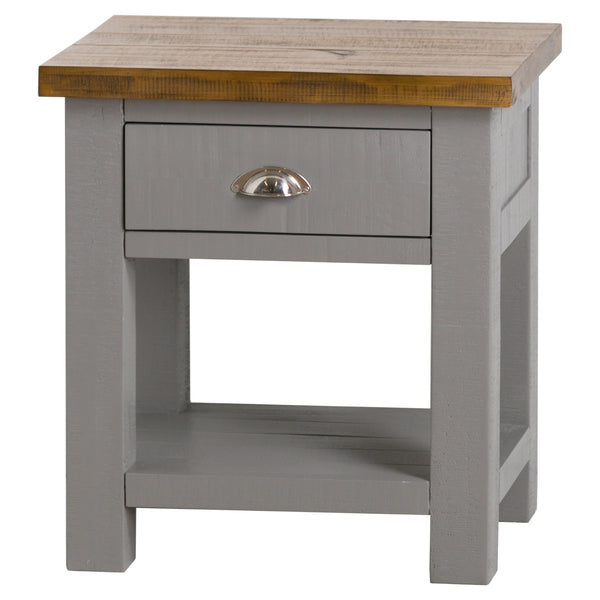 The Byland Collection One Drawer Side Table