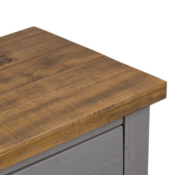 The Byland Collection three Drawer Console