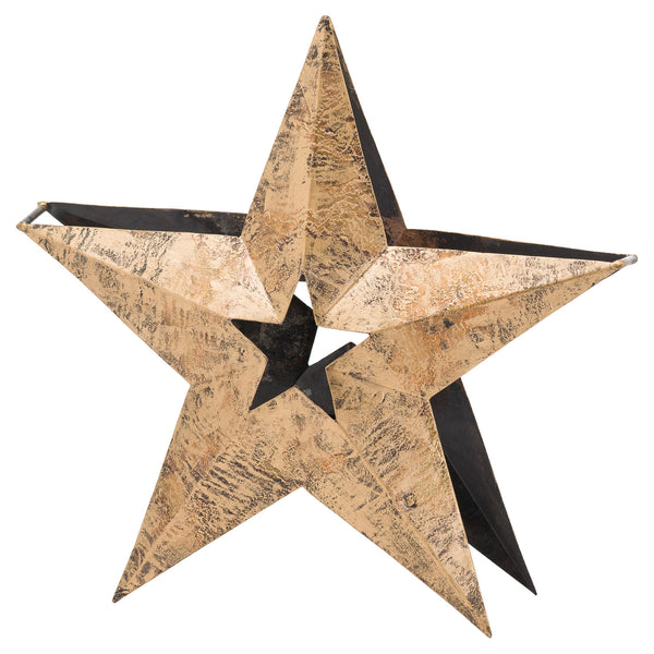 Medium Star T-Light Holder