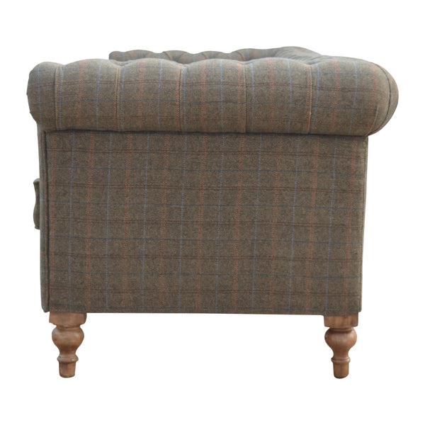Three Seater Chesterfield