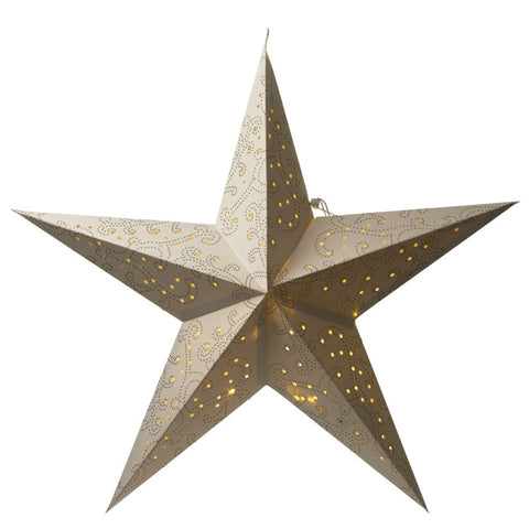 Hanging Star with LED