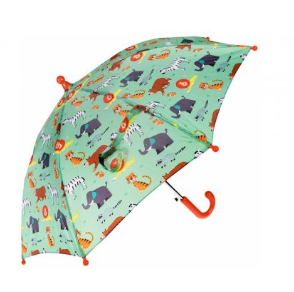 Animal Park Printed Umbrella