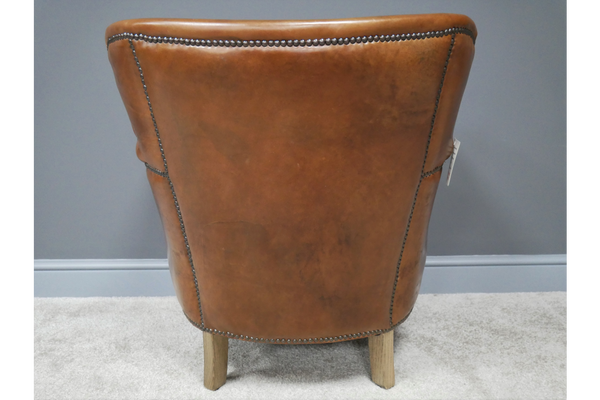 Cosy Leather Chair