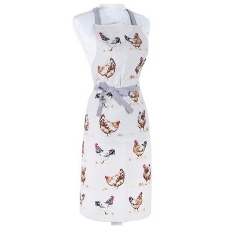 Country Chicken Apron