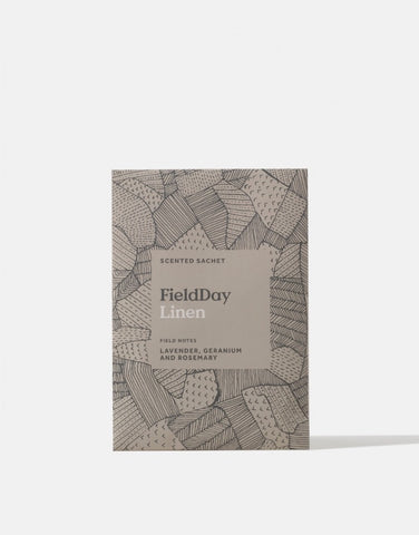 Field Day Linen Scented Sachet