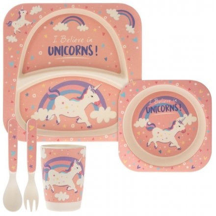 Unicorn Dinner Set