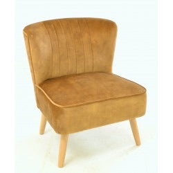 Cromarty Gold Chair