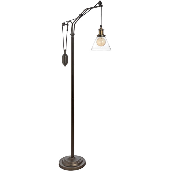 Hudson Adjustable Floor Lamp