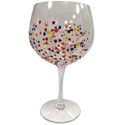 Candy Colours Gin Glass