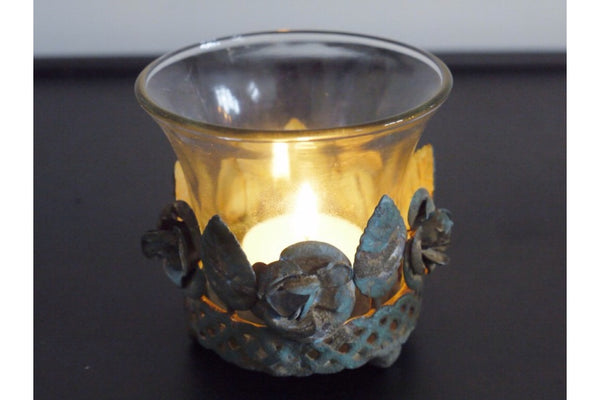 Rose Tea Light holder