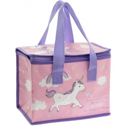 Colourful Unicorn Lunch Bag