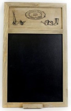 Nettle and Twine Blackboard