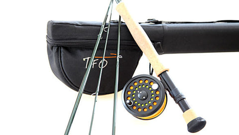 TFO NXT Fly Rod & Reel Combo