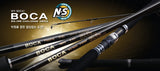 NS Black Hole BOCA Popping & Jigging