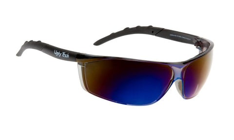 Guardian RS1515 Matt Black Frame Smoke + Blue Lens