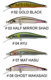 Fish Arrow Three Shot Minnow 65SP