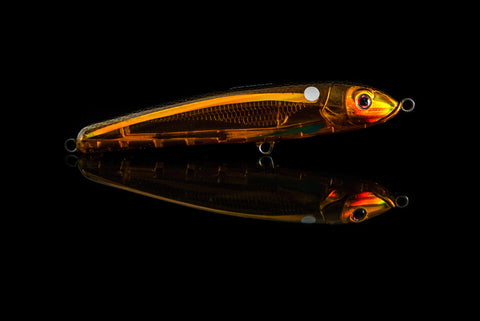 amber ghost shad