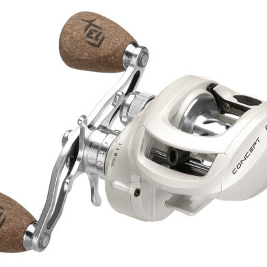 13 Fishing Concept C Baitcaster White