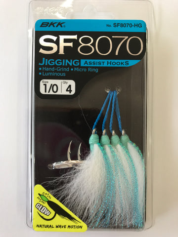 BKK SF-8070 Jigging Assists