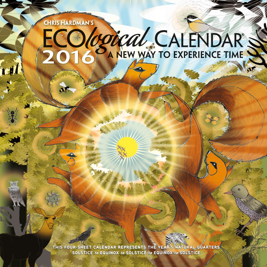 2016 ECOlogical Wall Calendar