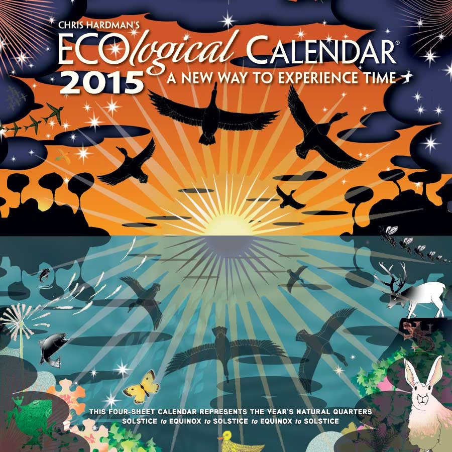 2015 ECOlogical Wall Calendar