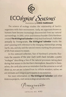 ECOlogical Seasons Cards
