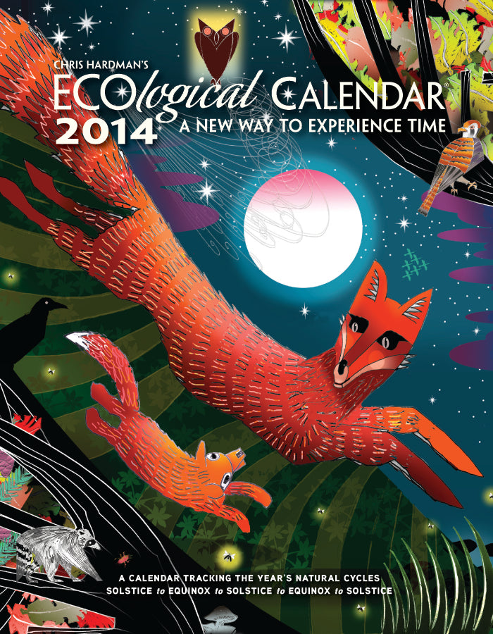 2014 ECOlogical Engagement Calendar
