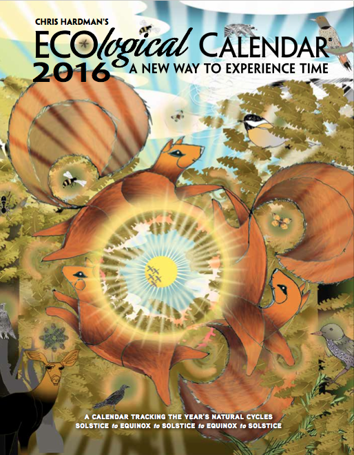2016 ECOlogical Engagement Calendar