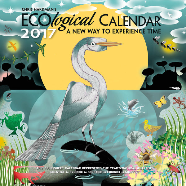 2017 ECOlogical Wall Calendar