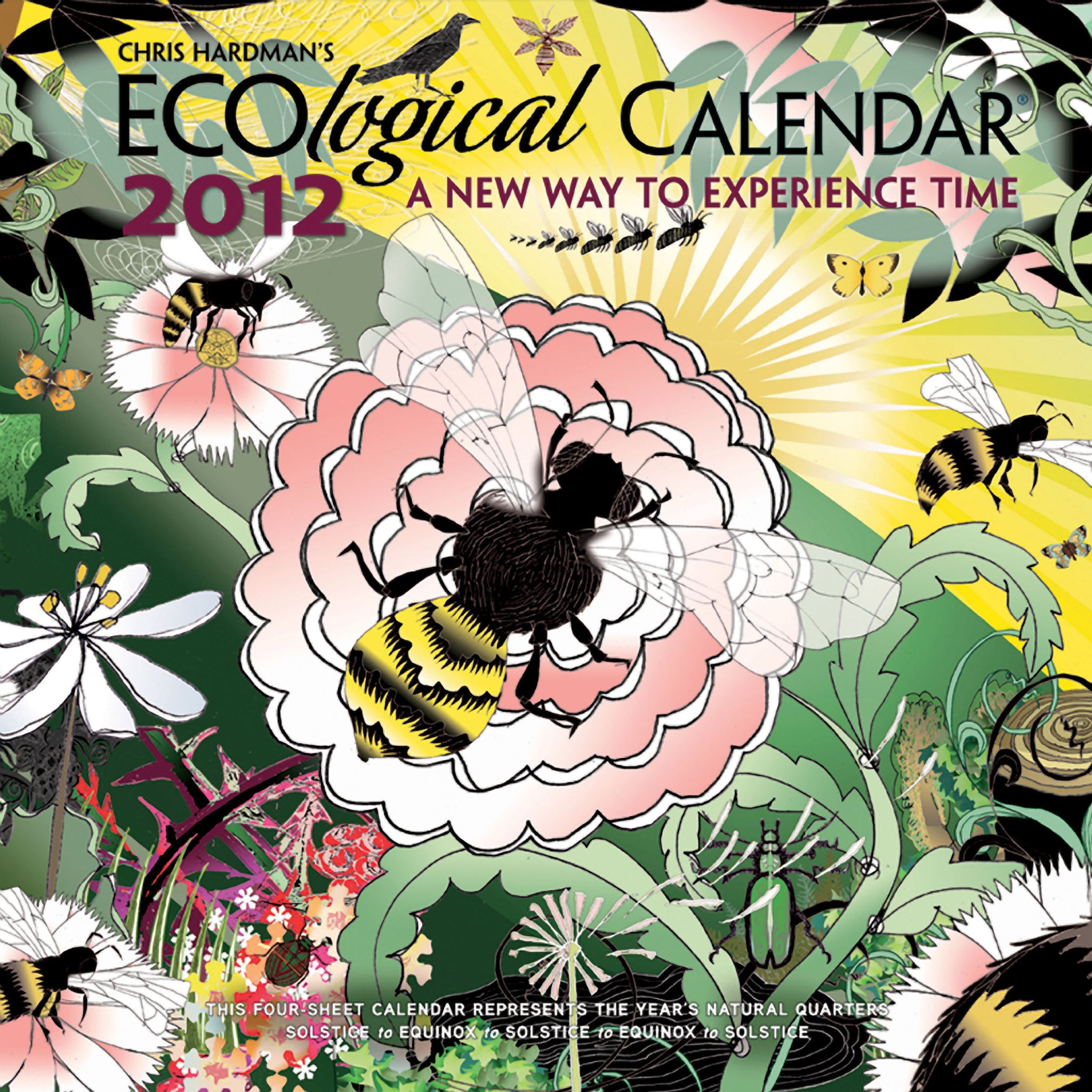 2012 Collectable ECOlogical Wall Calendar
