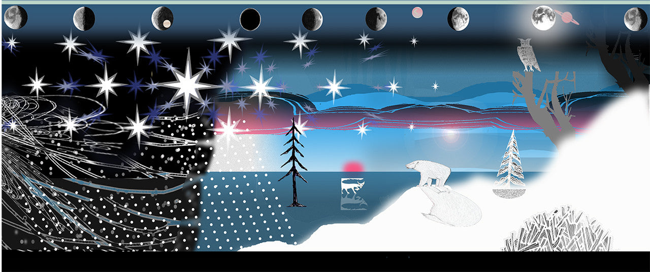 ECOlogical Winter Greeting Cards